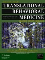 Translational Behavioral Medicine 1/2011