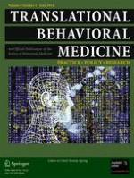 Translational Behavioral Medicine 2/2014