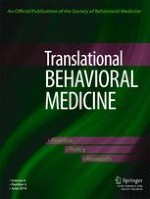Translational Behavioral Medicine 2/2016