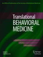 Translational Behavioral Medicine 3/2016