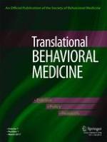 Translational Behavioral Medicine 1/2017