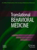 Translational Behavioral Medicine 2/2017