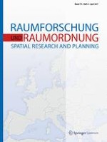 Raumforschung und Raumordnung |  Spatial Research and Planning 4/1999