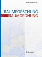 Raumforschung und Raumordnung |  Spatial Research and Planning 6/2010