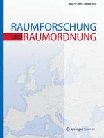 Raumforschung und Raumordnung |  Spatial Research and Planning 5/2012