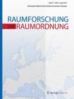 Raumforschung und Raumordnung    Spatial Research and Planning 4/2013