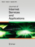 Journal of Internet Services and Applications 2/2012
