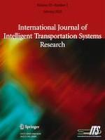International Journal of Intelligent Transportation Systems Research 1/2020