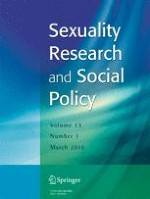 Sexuality Research and Social Policy 1/2016