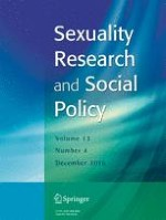 Sexuality Research and Social Policy 4/2016