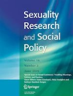 Sexuality Research and Social Policy 2/2019