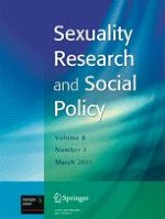 Sexuality Research and Social Policy 1/2011