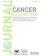 Journal of Cancer Education 2/2007