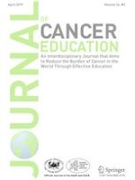 Journal of Cancer Education 2/2019