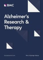 Alzheimer's Research & Therapy 1/2019