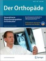Der Orthopäde 1/2008