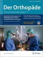 Der Orthopäde 9/2009