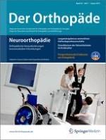 Der Orthopäde 1/2010