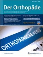 Der Orthopäde 7/2011