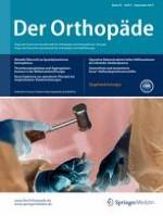 Der Orthopäde 9/2014