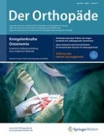 Der Orthopäde 7/2017