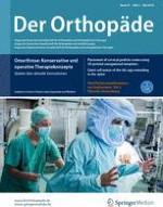 Der Orthopäde 5/2018