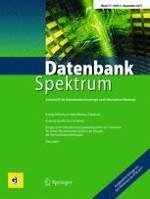 Datenbank-Spektrum 3/2017