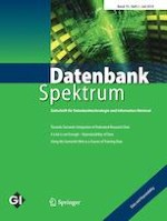 Datenbank-Spektrum 2/2019