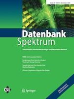 Datenbank-Spektrum 3/2020