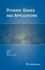 Dynamic Games and Applications 3/2014