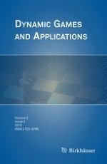 Dynamic Games and Applications 3/2015