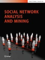Social Network Analysis and Mining 1/2020