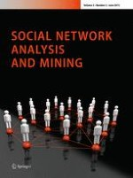 Social Network Analysis and Mining 2/2013