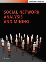 Social Network Analysis and Mining 1/2016