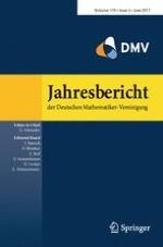 Jahresbericht der Deutschen Mathematiker-Vereinigung 2/2017
