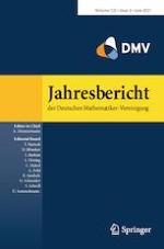 Jahresbericht der Deutschen Mathematiker-Vereinigung 2/2021