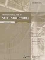 International Journal of Steel Structures 1/2020
