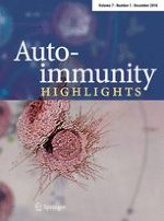 Autoimmunity Highlights 1/2016
