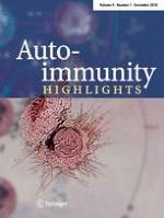 Autoimmunity Highlights 1/2018