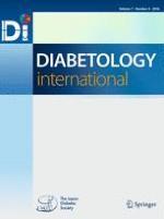 Diabetology International 4/2016