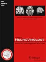 Journal of NeuroVirology 1/2020