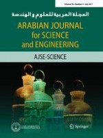 Arabian Journal for Science and Engineering 4/2011