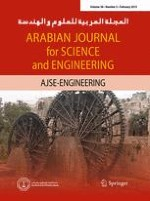 Arabian Journal for Science and Engineering 2/2013
