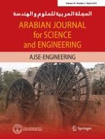 Arabian Journal for Science and Engineering 3/2014