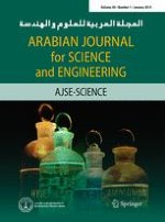 Arabian Journal for Science and Engineering 1/2015