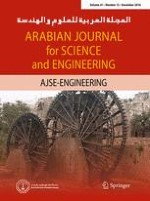 Arabian Journal for Science and Engineering 12/2016
