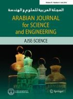 Arabian Journal for Science and Engineering 6/2016