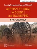 Arabian Journal for Science and Engineering 9/2016