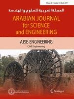 Arabian Journal for Science and Engineering 3/2017