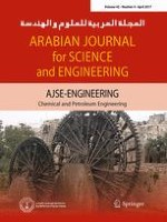 Arabian Journal for Science and Engineering 4/2017